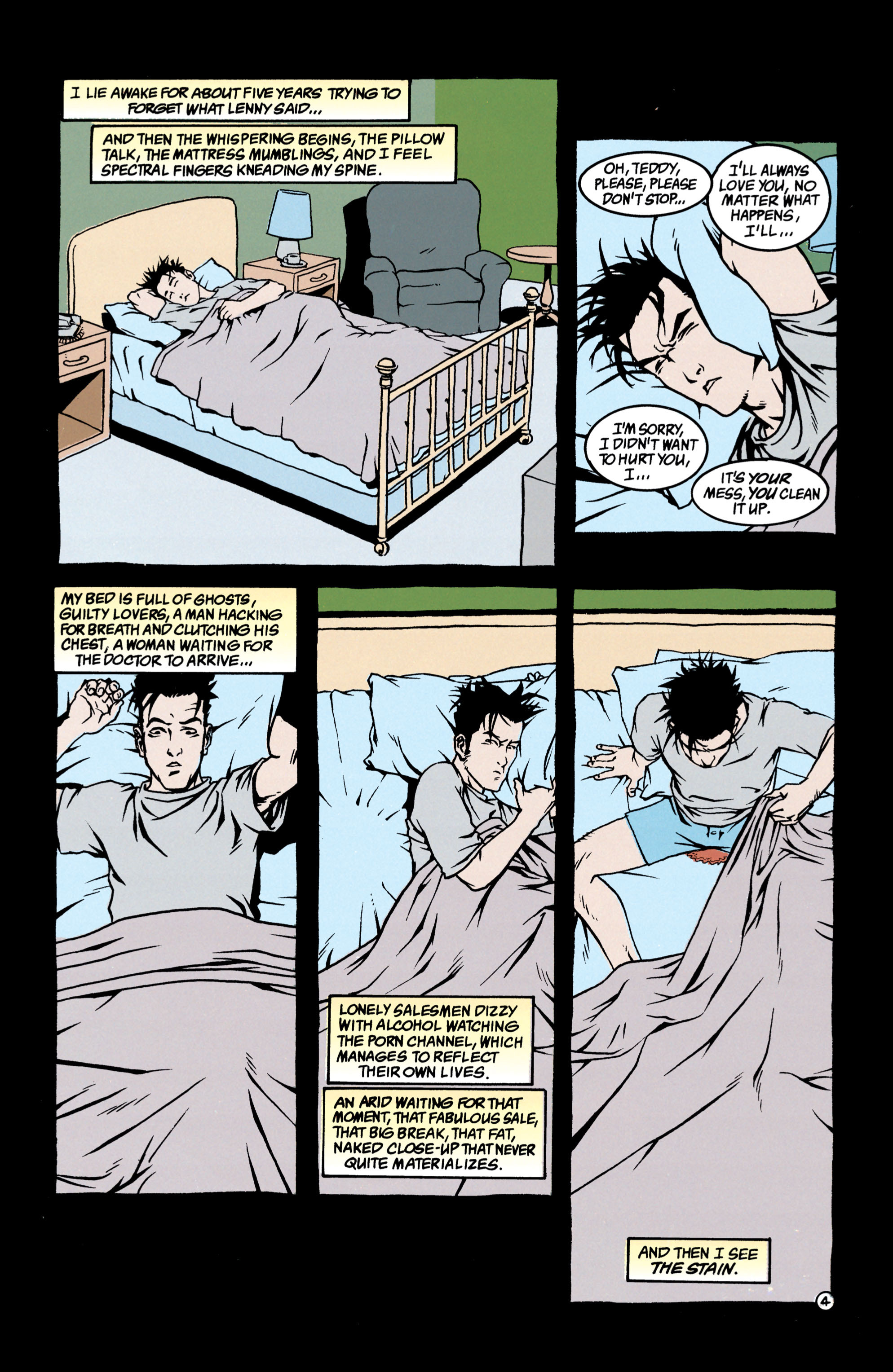 Read online Shade, the Changing Man comic -  Issue #40 - 5