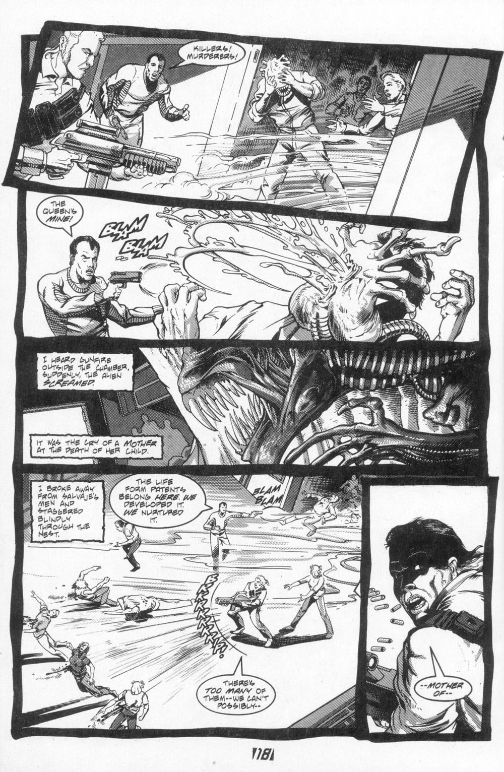 Read online Aliens (1988) comic -  Issue #4 - 20