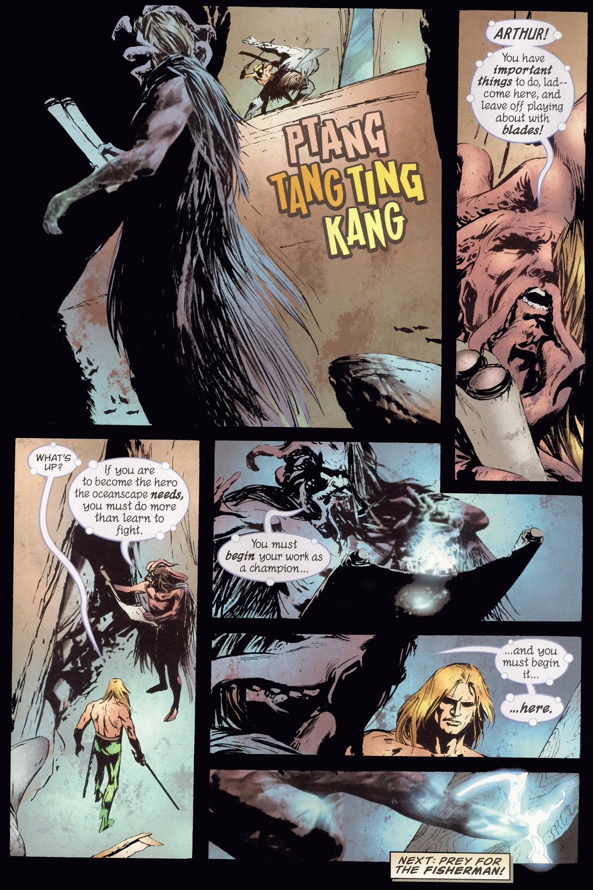 Read online Aquaman: Sword of Atlantis comic -  Issue #47 - 23