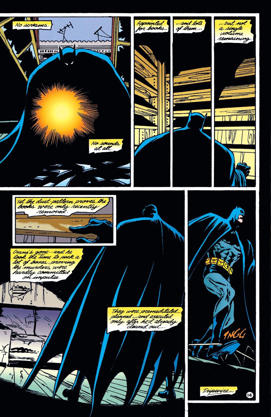 Read online Batman Arkham: Scarecrow comic -  Issue # TPB (Part 2) - 54