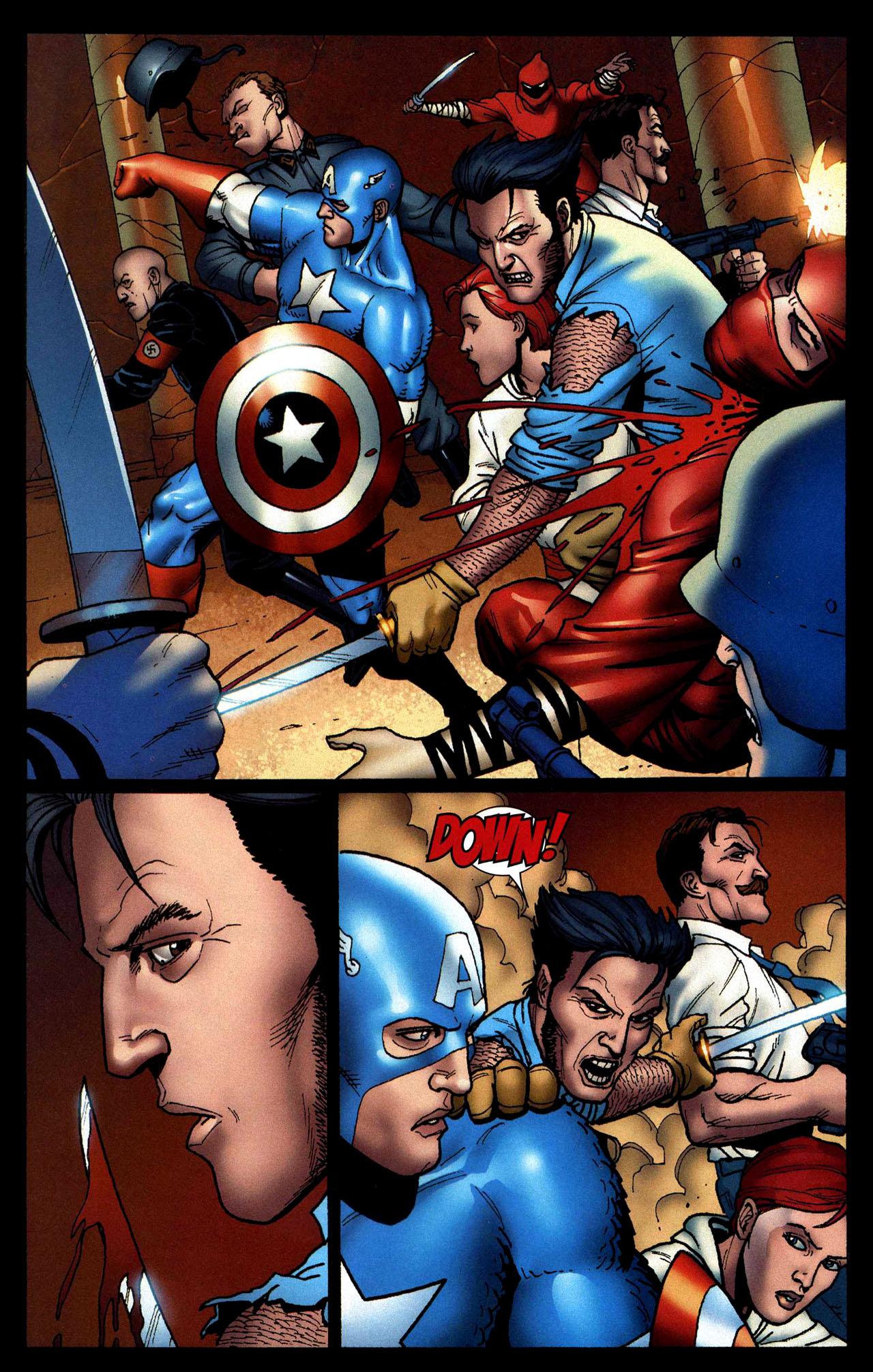 Read online Wolverine: Origins comic -  Issue #16 - 20