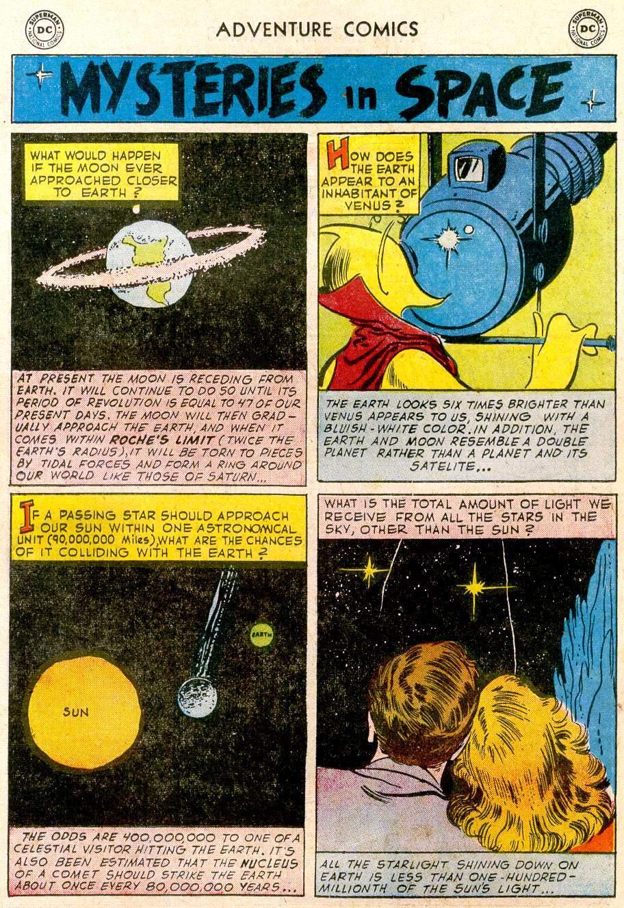 Read online Adventure Comics (1938) comic -  Issue #244 - 17