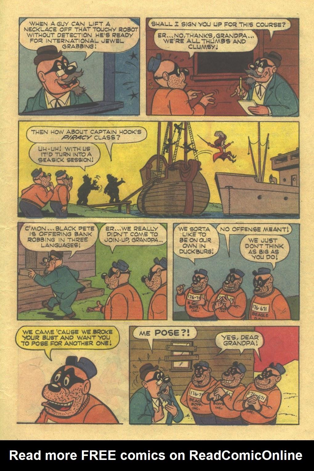 Walt Disney THE BEAGLE BOYS issue 3 - Page 21