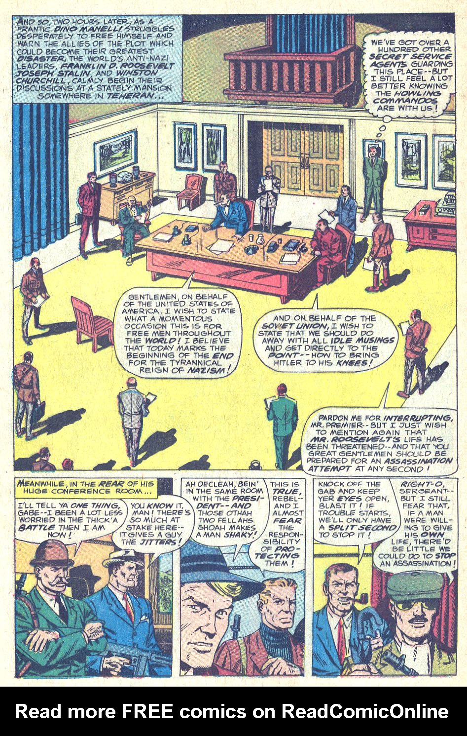 Read online Sgt. Fury comic -  Issue #146 - 18