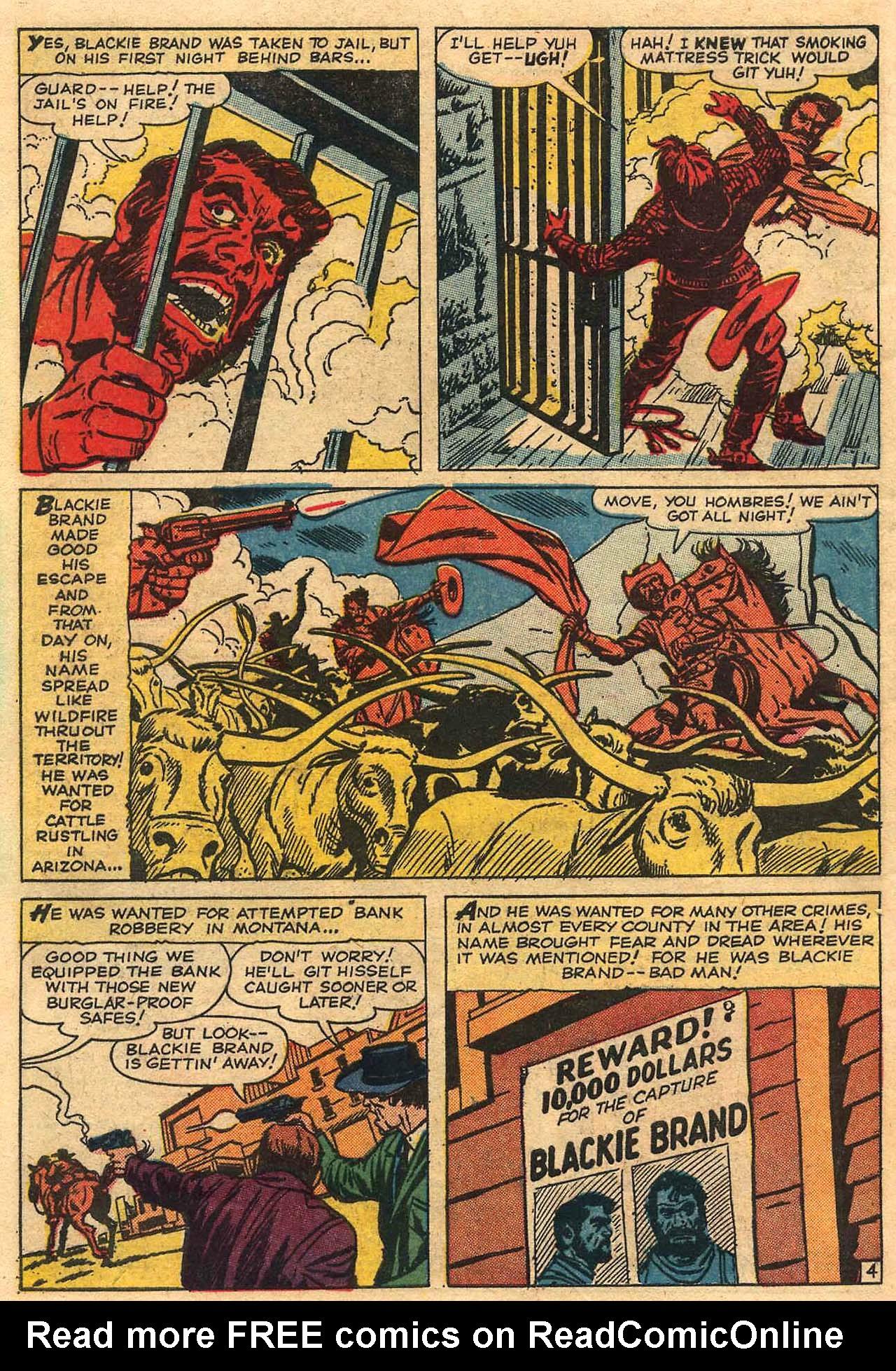 Read online Two-Gun Kid comic -  Issue #77 - 30