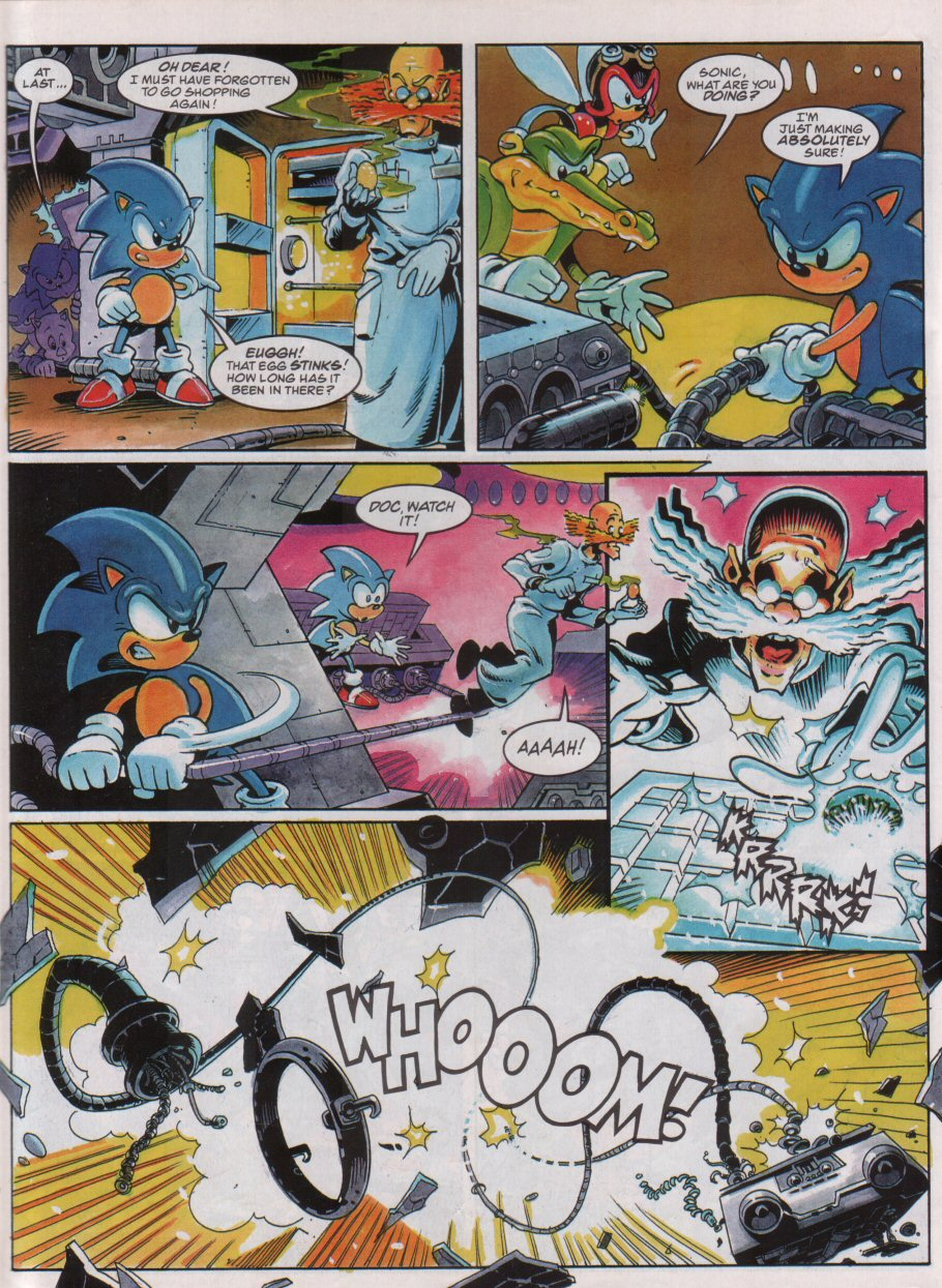 Read online Sonic the Comic comic -  Issue #71 - 6
