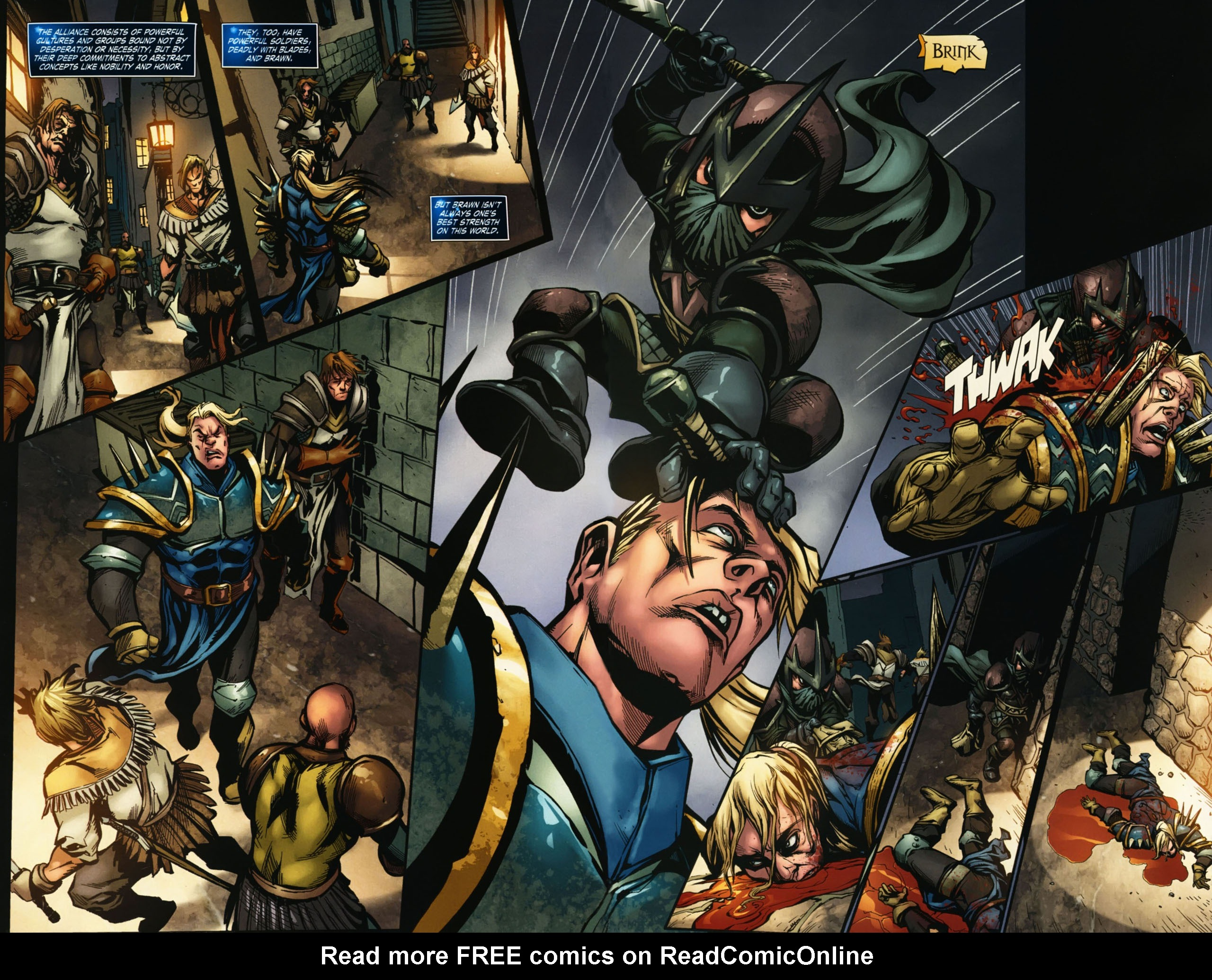 Read online World of Warcraft Special comic -  Issue # Full - 12