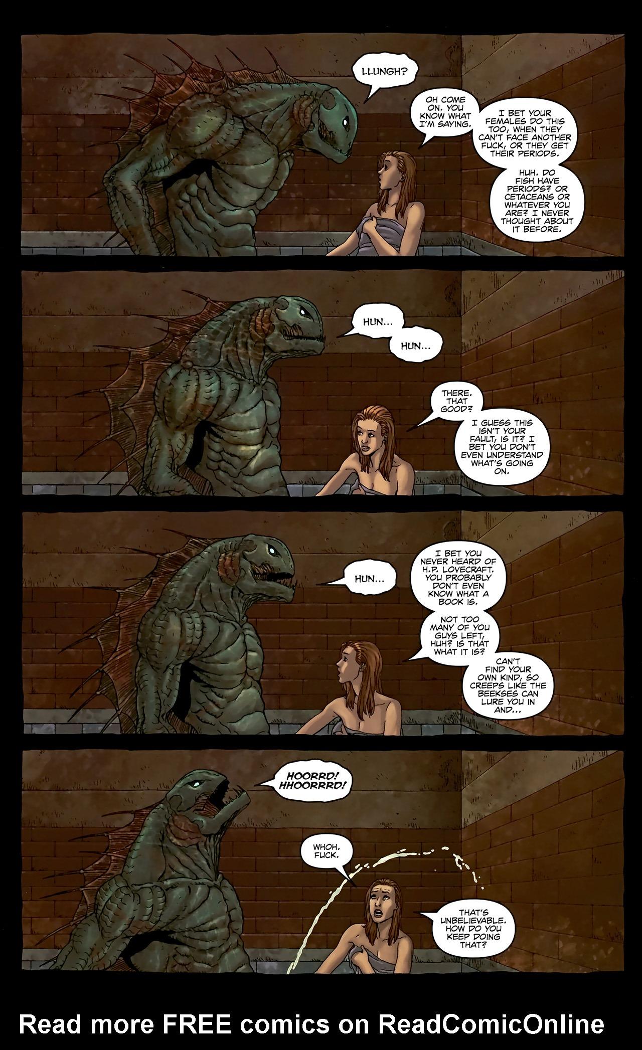 Read online Alan Moore's Neonomicon comic -  Issue #3 - 23
