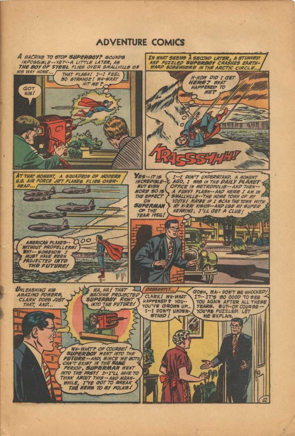 Read online Adventure Comics (1938) comic -  Issue #320 - 27