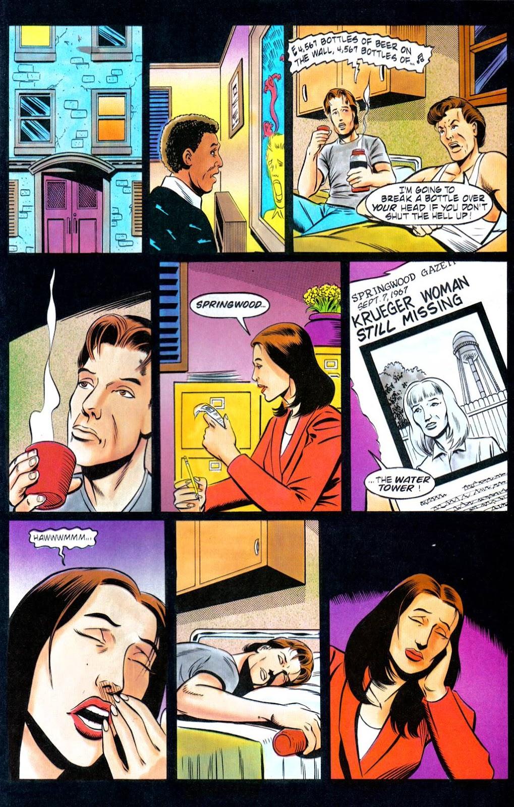 Read online Freddy's Dead: The Final Nightmare comic -  Issue #1 - 21