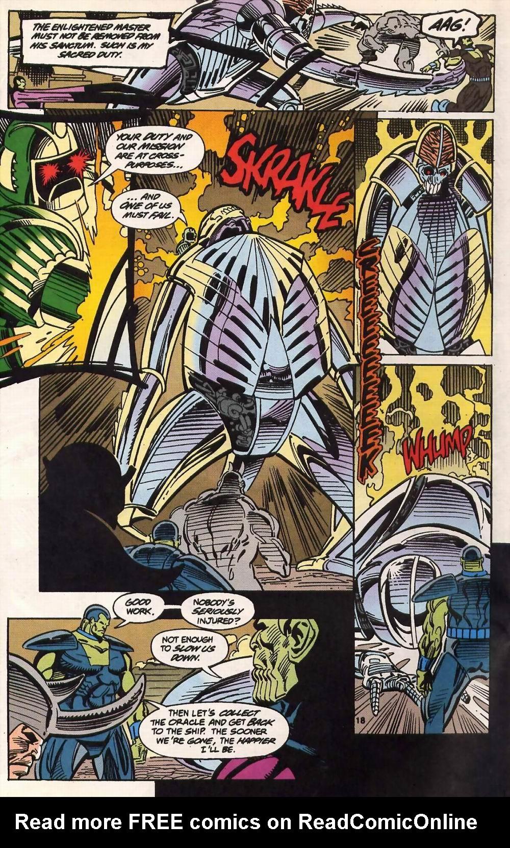 Read online Secret Defenders comic -  Issue #13 - 14