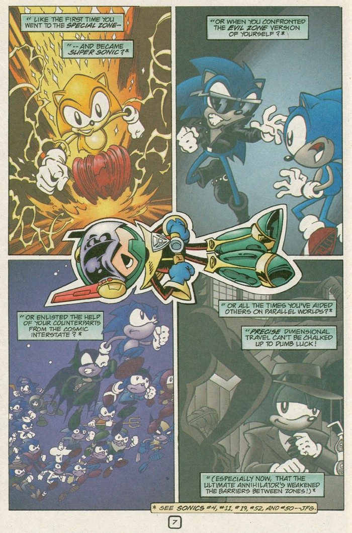 Read online Sonic Super Special comic -  Issue #8 - Giant special - 10