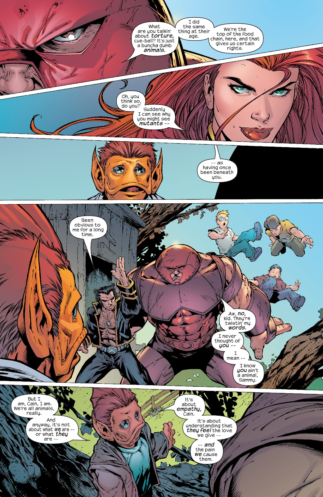 Read online X-Men: Unstoppable comic -  Issue # TPB (Part 2) - 85