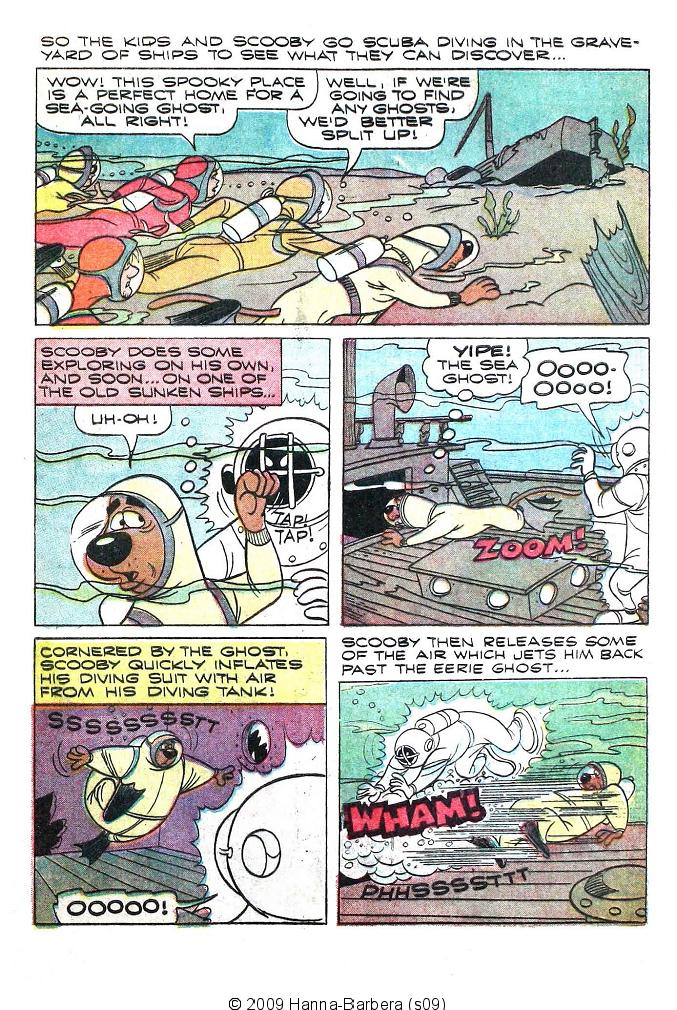Read online Scooby-Doo... Where Are You! (1970) comic -  Issue #4 - 9