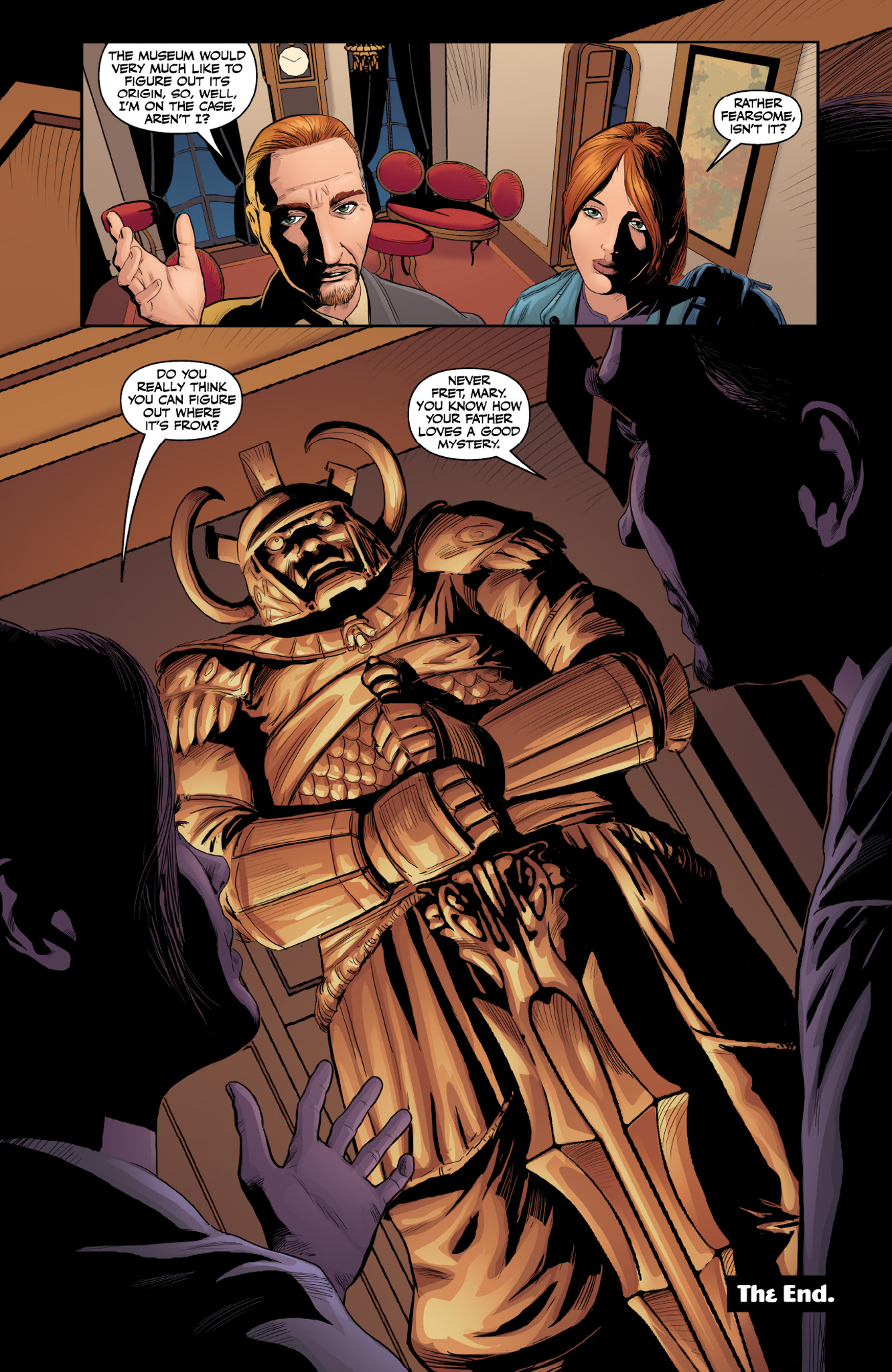 Read online Angel & Faith Season 10 comic -  Issue #18 - 24