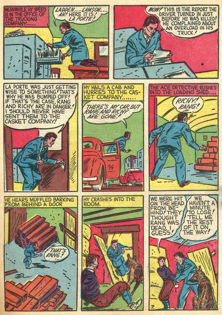 Blue Ribbon Comics (1939) issue 9 - Page 19