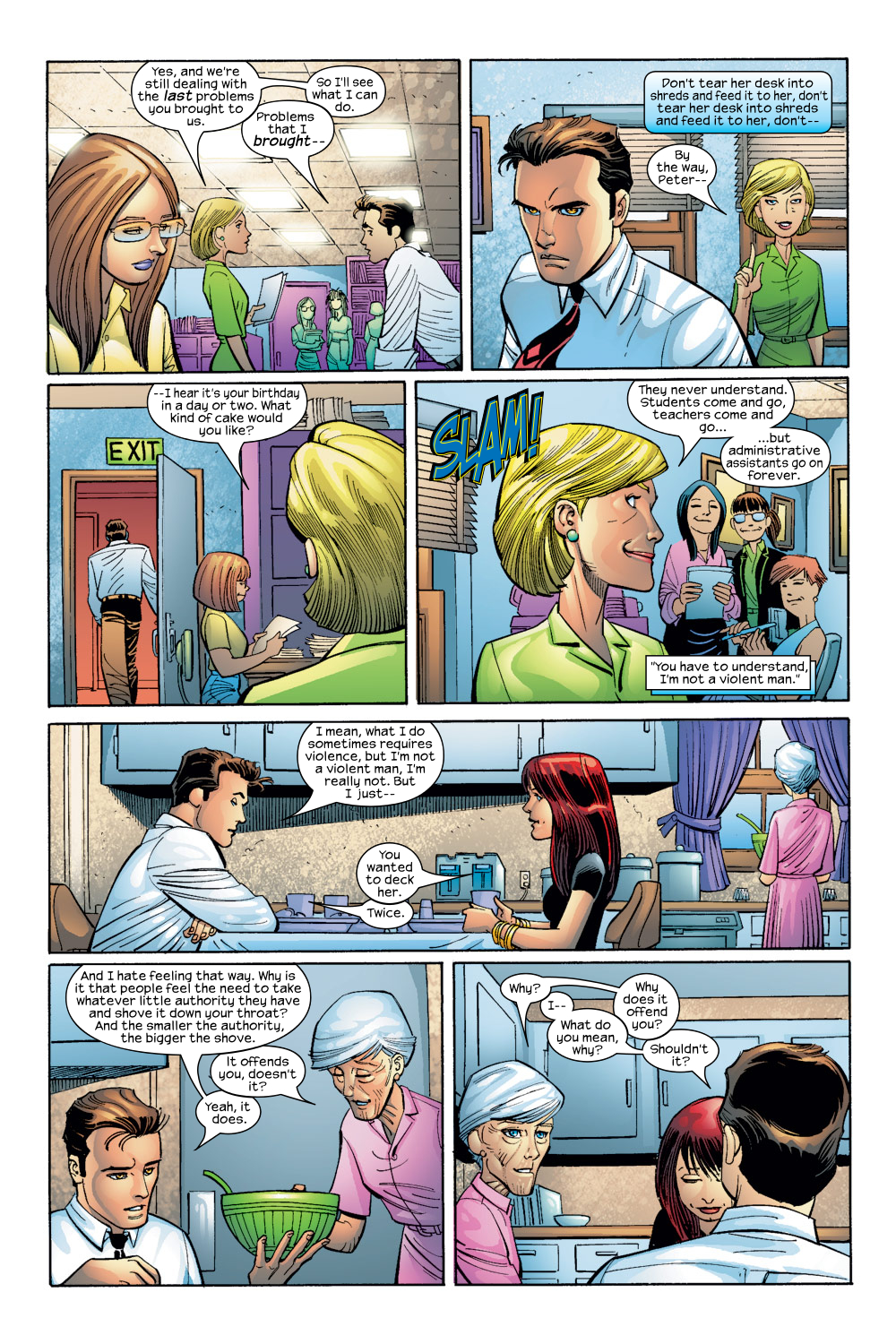 The Amazing Spider-Man (1999) 57 Page 5