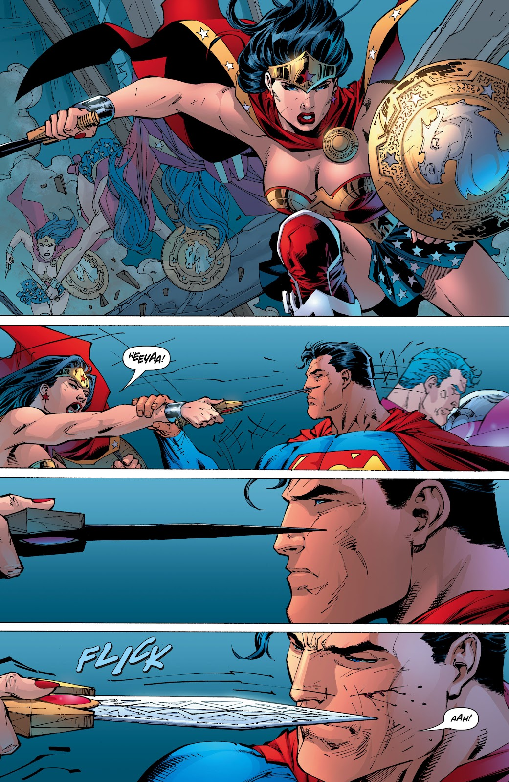 Read online Superman: For Tomorrow comic -  Issue # TPB (Part 2) - 89