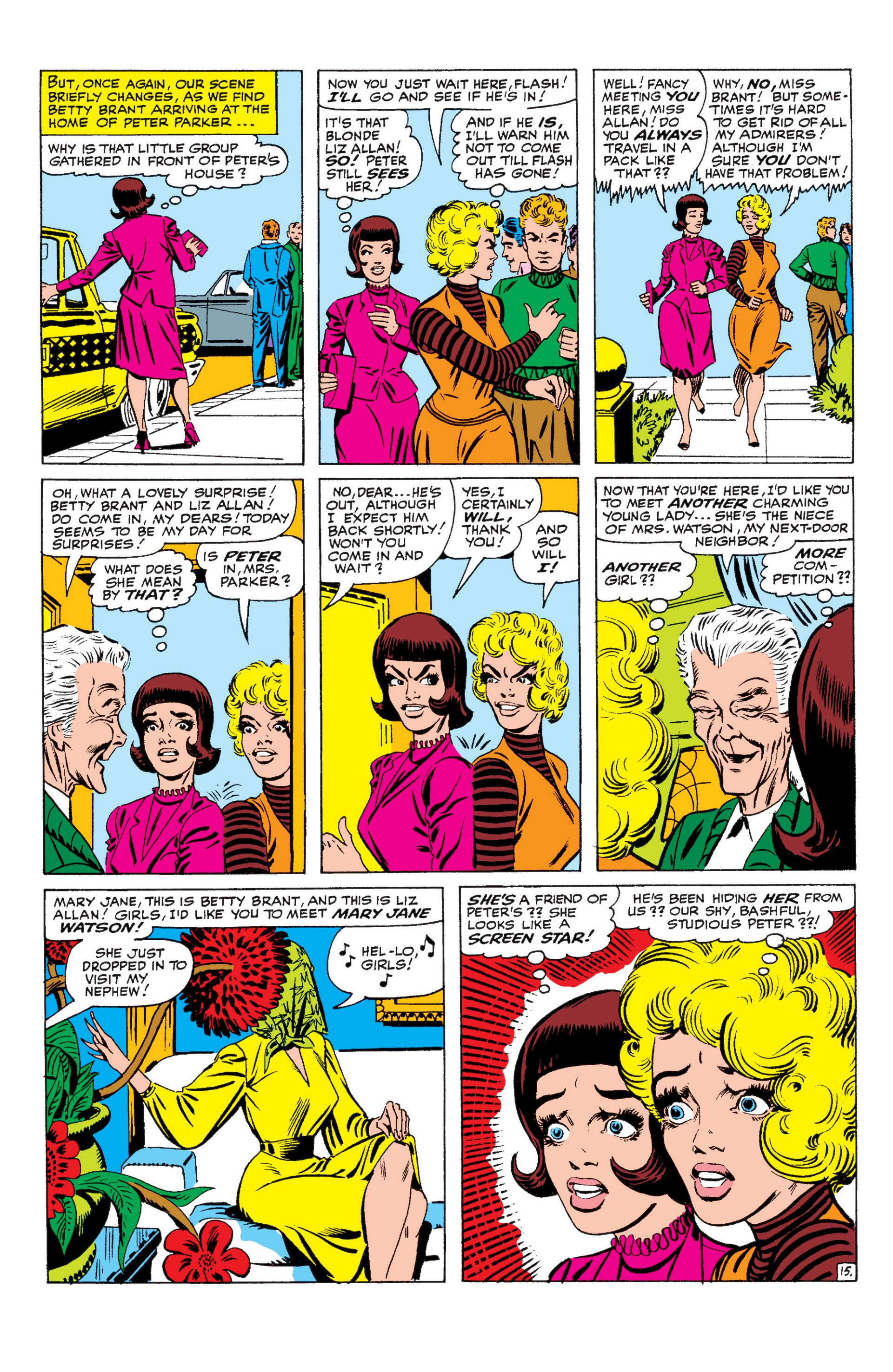 The Amazing Spider-Man (1963) 25 Page 15