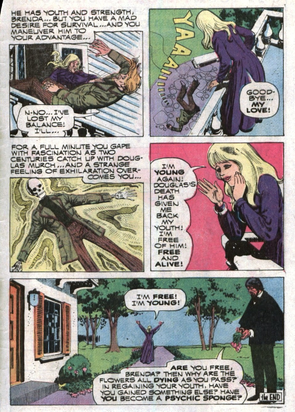 Read online Dr. Spektor Presents Spine-Tingling Tales comic -  Issue #2 - 33
