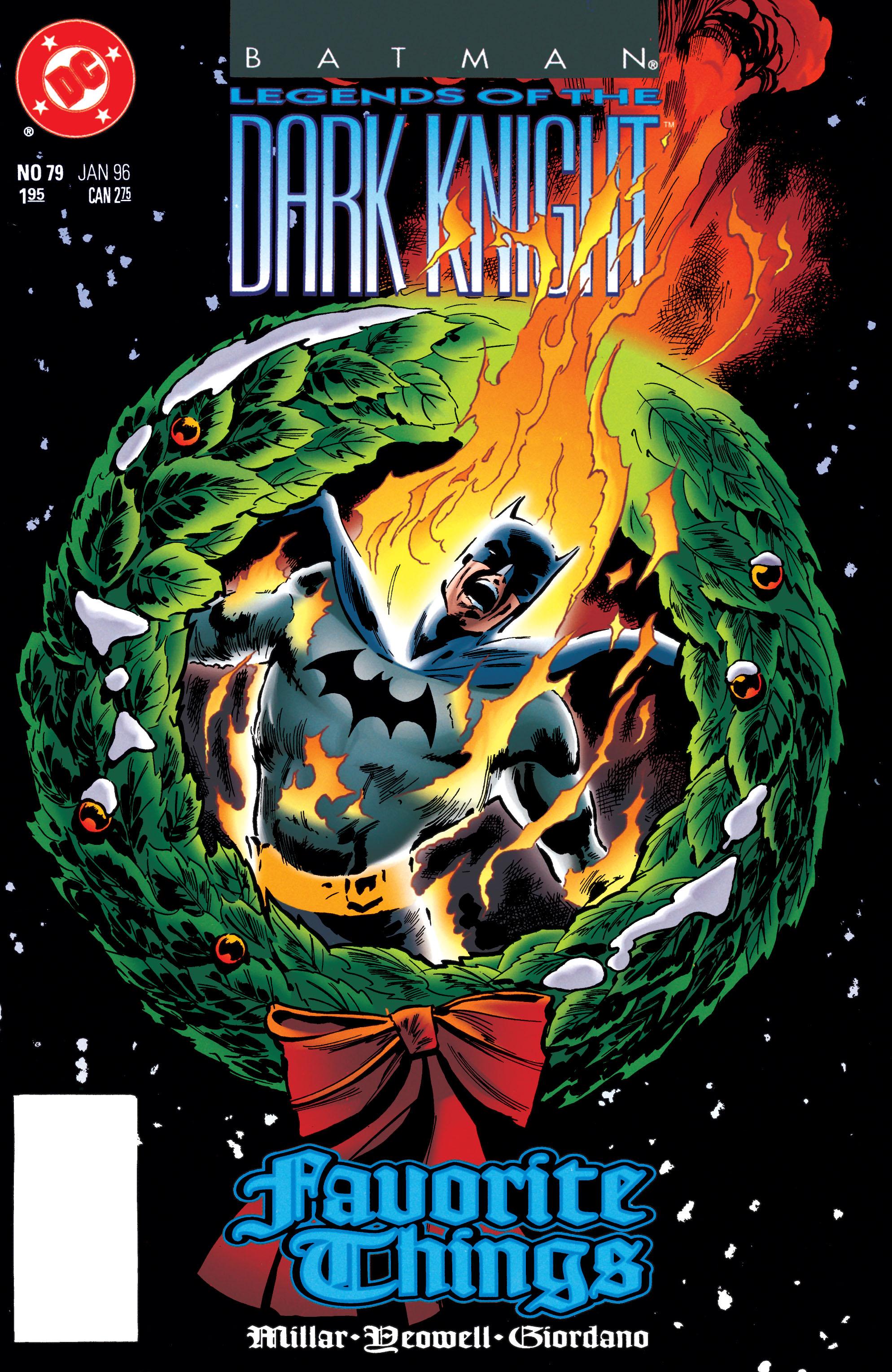 Batman: Legends of the Dark Knight 79 Page 1