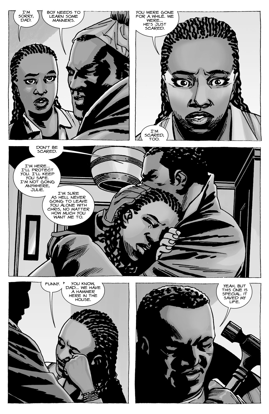 The Walking Dead issue Special - Tyreese Special - Page 8