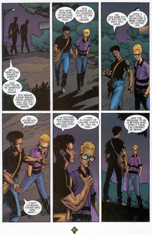Read online Turok: Redpath comic -  Issue # Full - 40