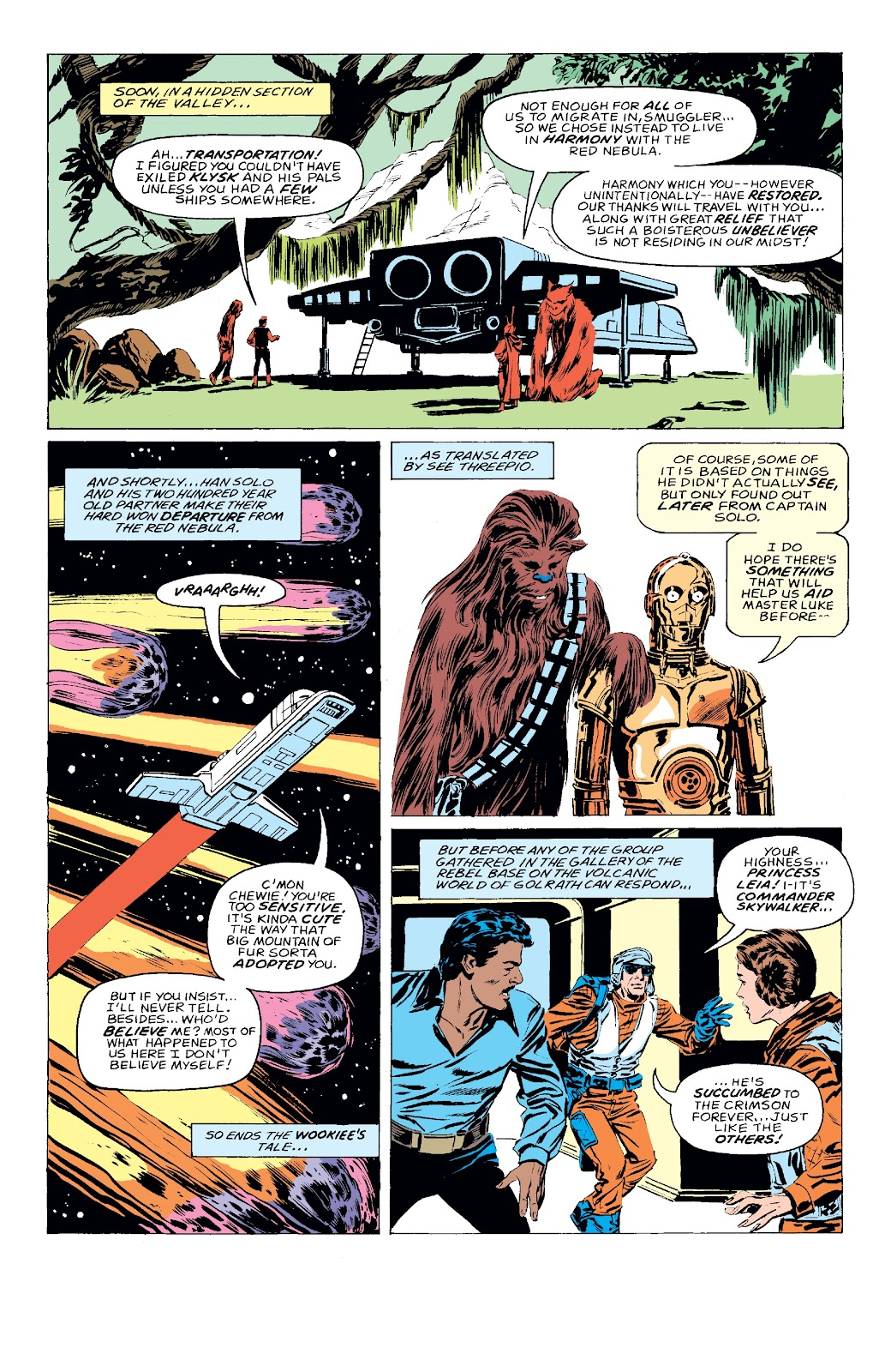 Read online Star Wars Legends: The Original Marvel Years - Epic Collection comic -  Issue # TPB 3 (Part 3) - 57