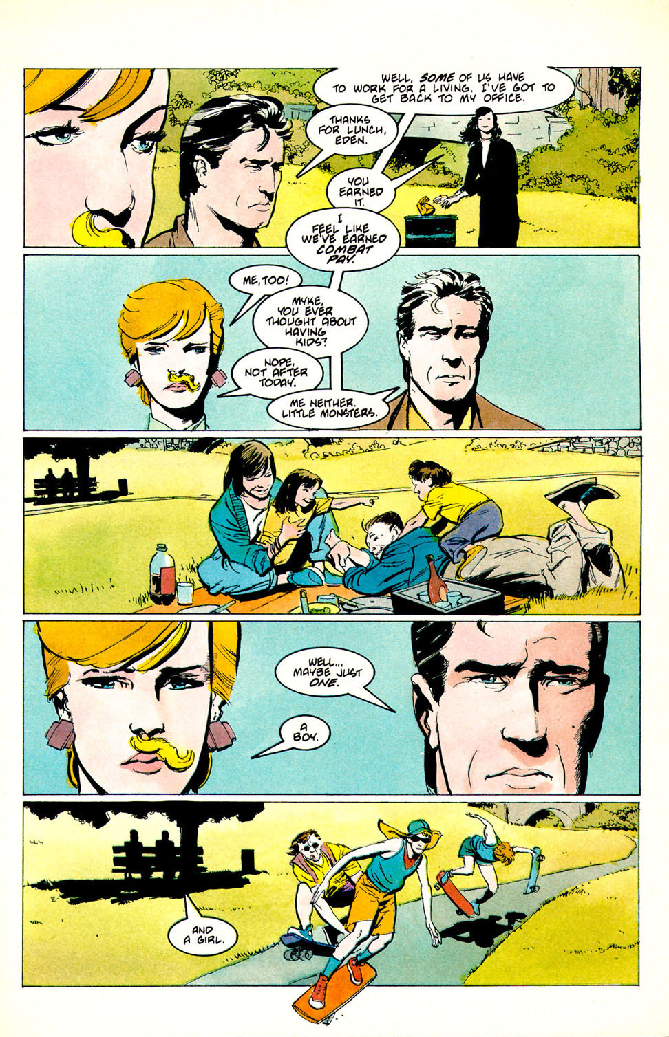 Jon Sable, Freelance issue 54 - Page 9