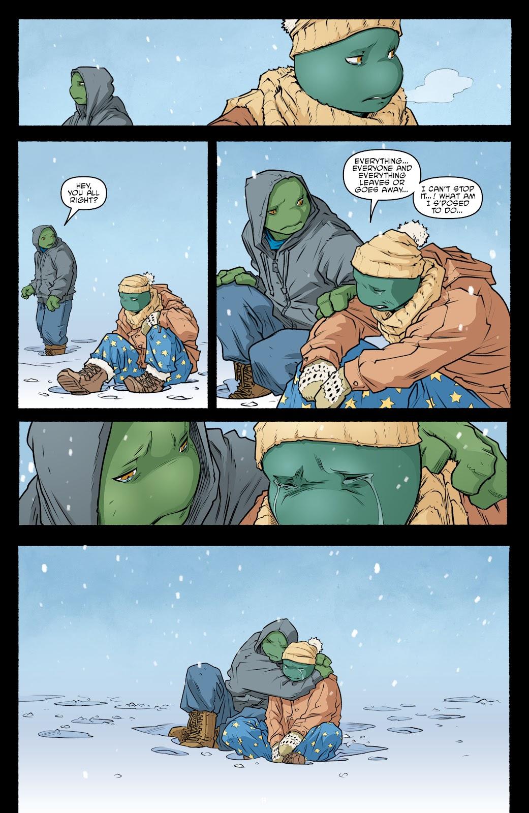 Read online Teenage Mutant Ninja Turtles (2011) comic -  Issue #103 - 15