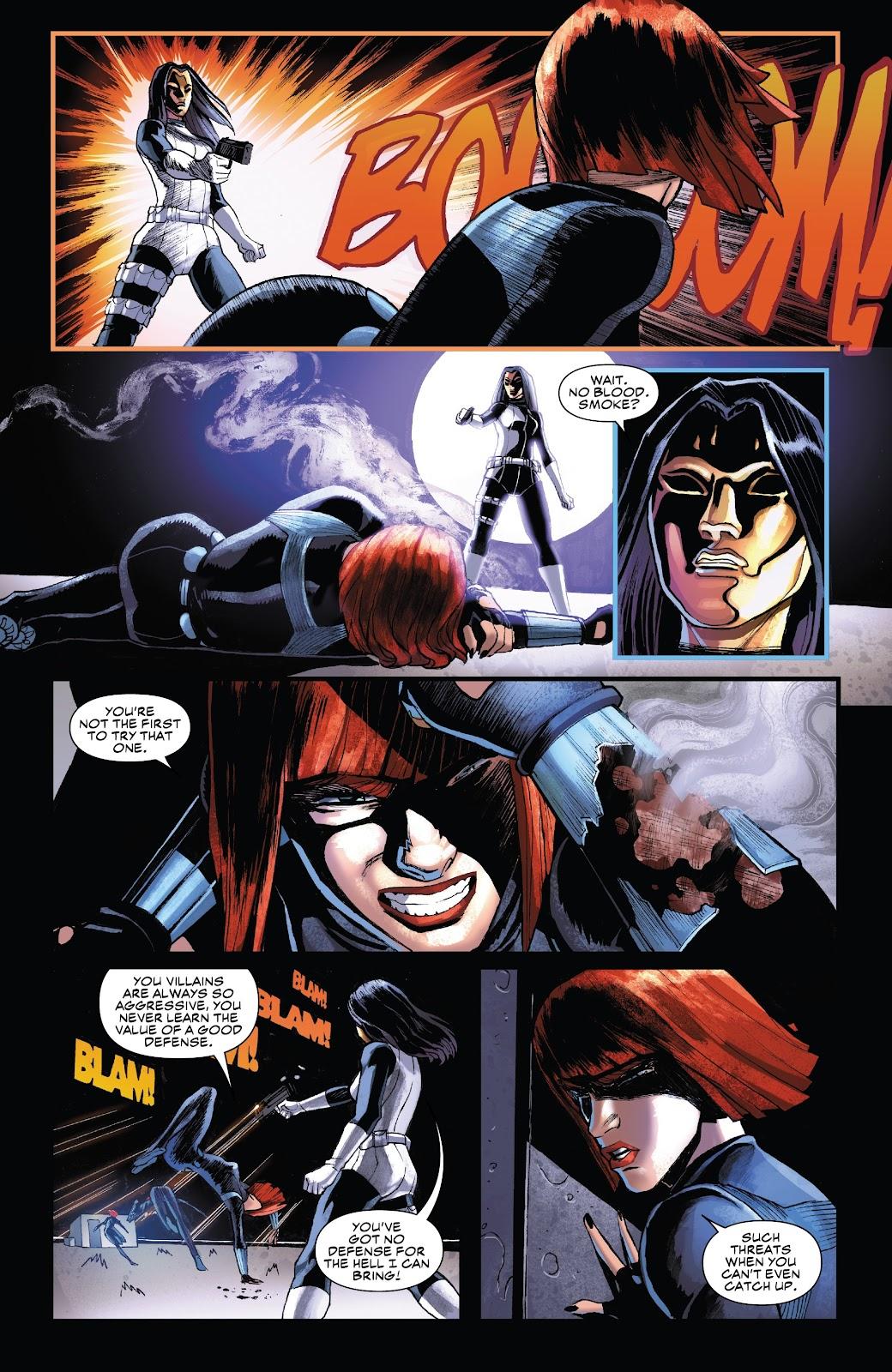 Read online Black Widow (2019) comic -  Issue #3 - 5