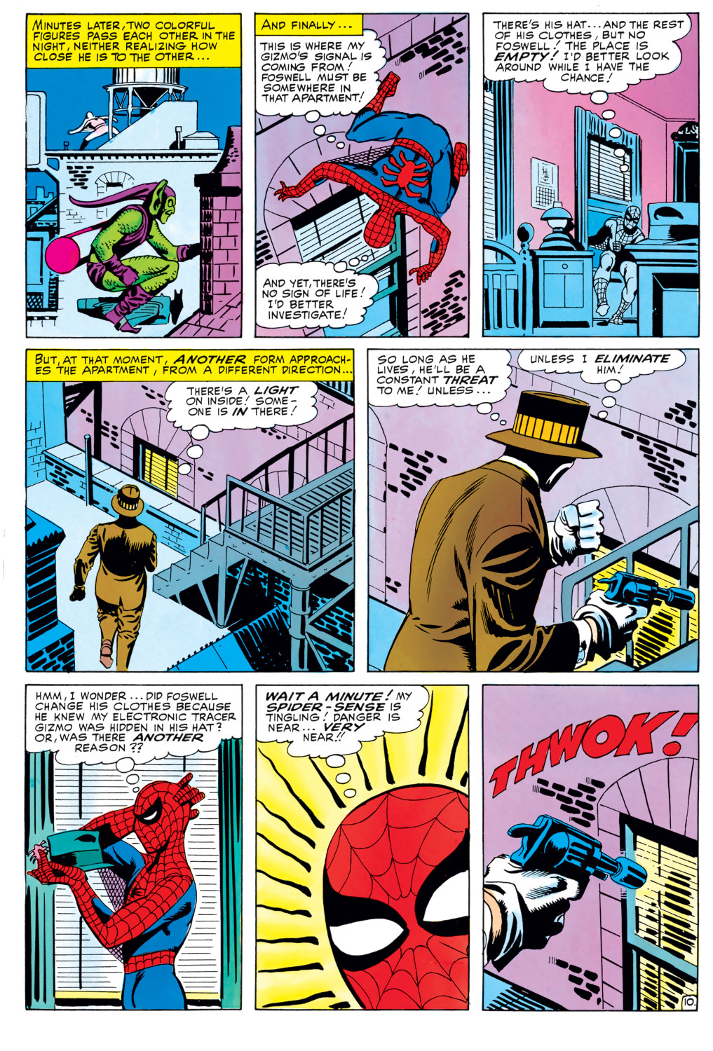 The Amazing Spider-Man (1963) 26 Page 10