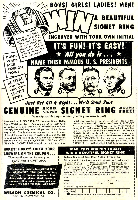 Read online Adventure Comics (1938) comic -  Issue #275 - 35