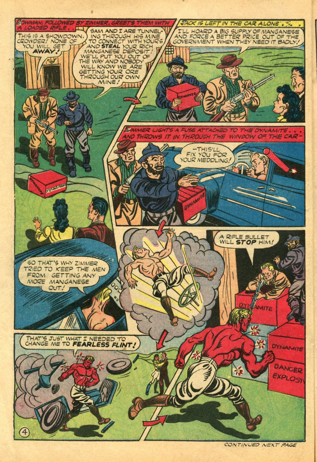 Read online Famous Funnies comic -  Issue #102 - 14