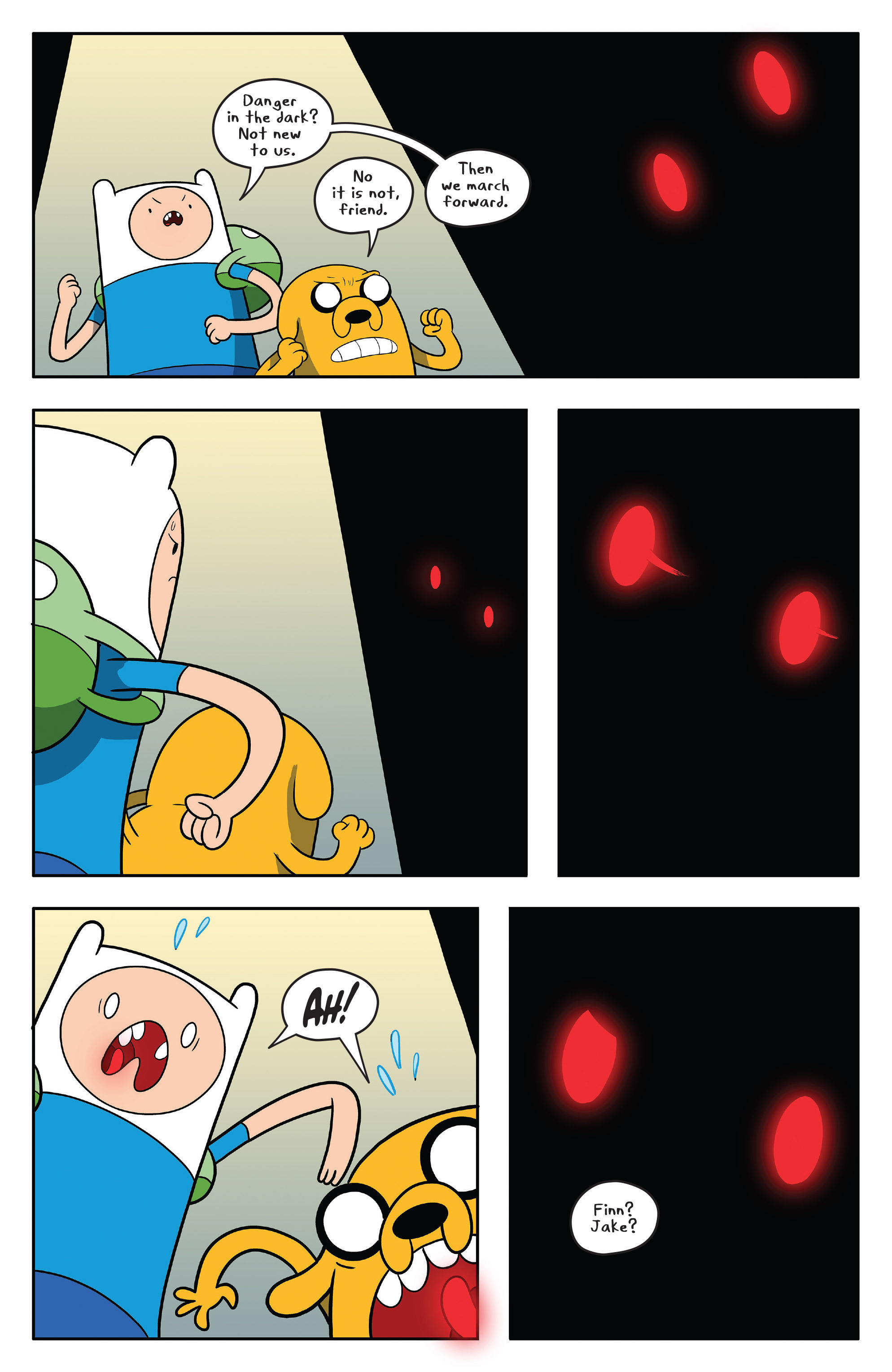 Read online Adventure Time comic -  Issue #58 - 12