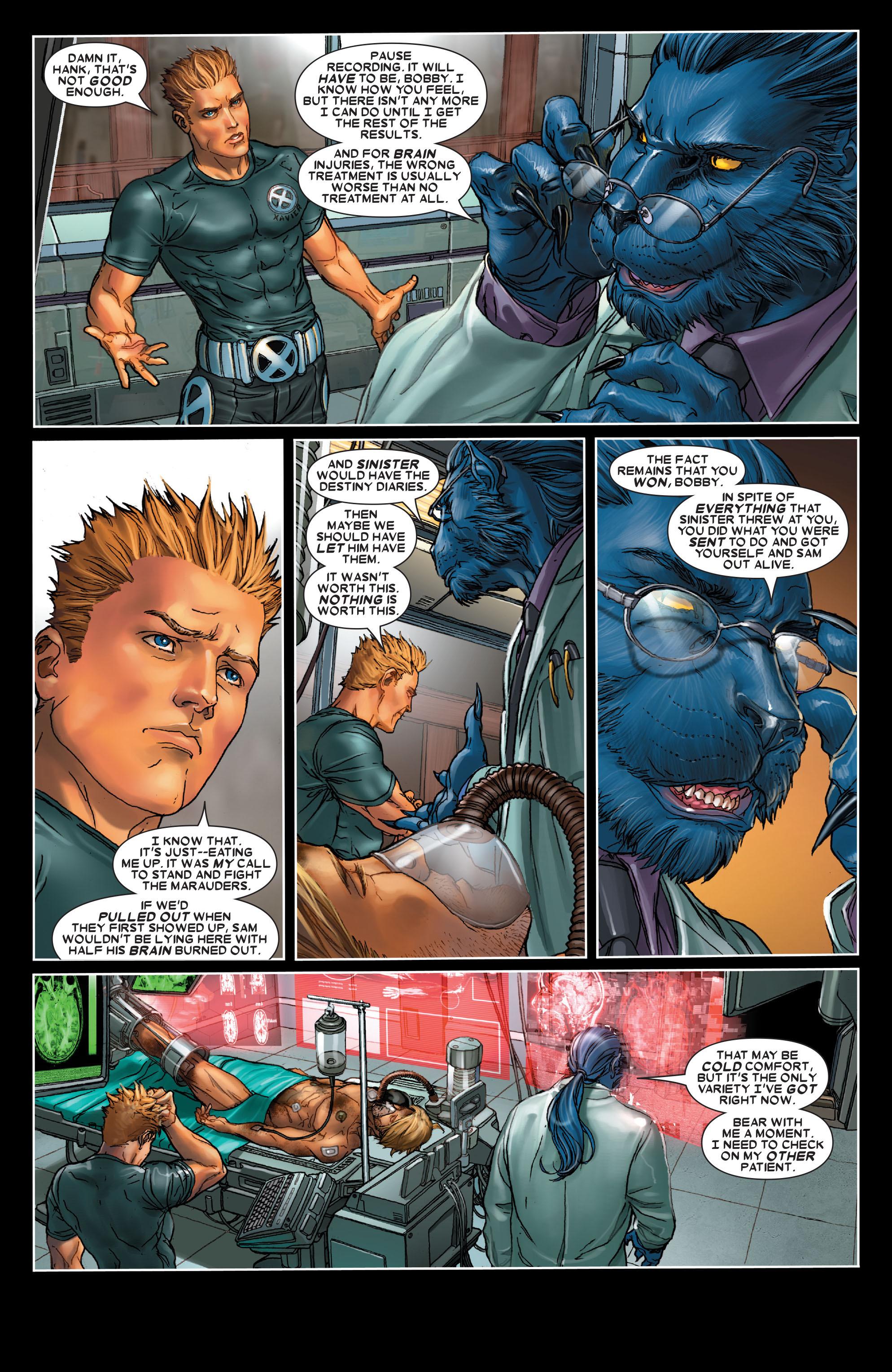 X-Men (1991) 204 Page 2