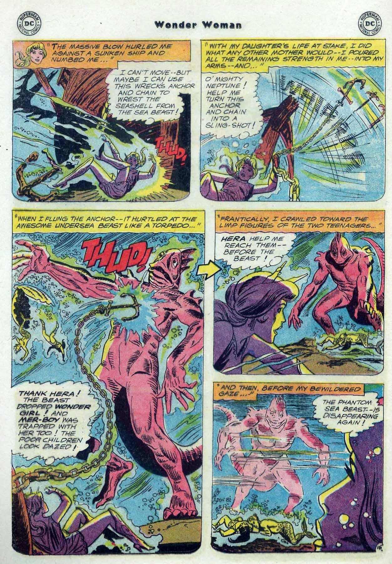 Read online Wonder Woman (1942) comic -  Issue #145 - 20