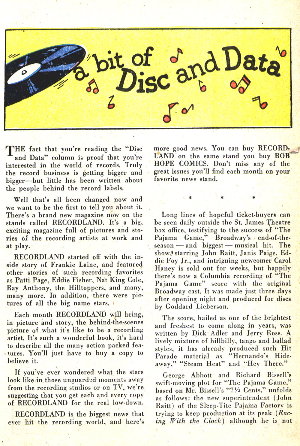 The Adventures of Bob Hope issue 30 - Page 23