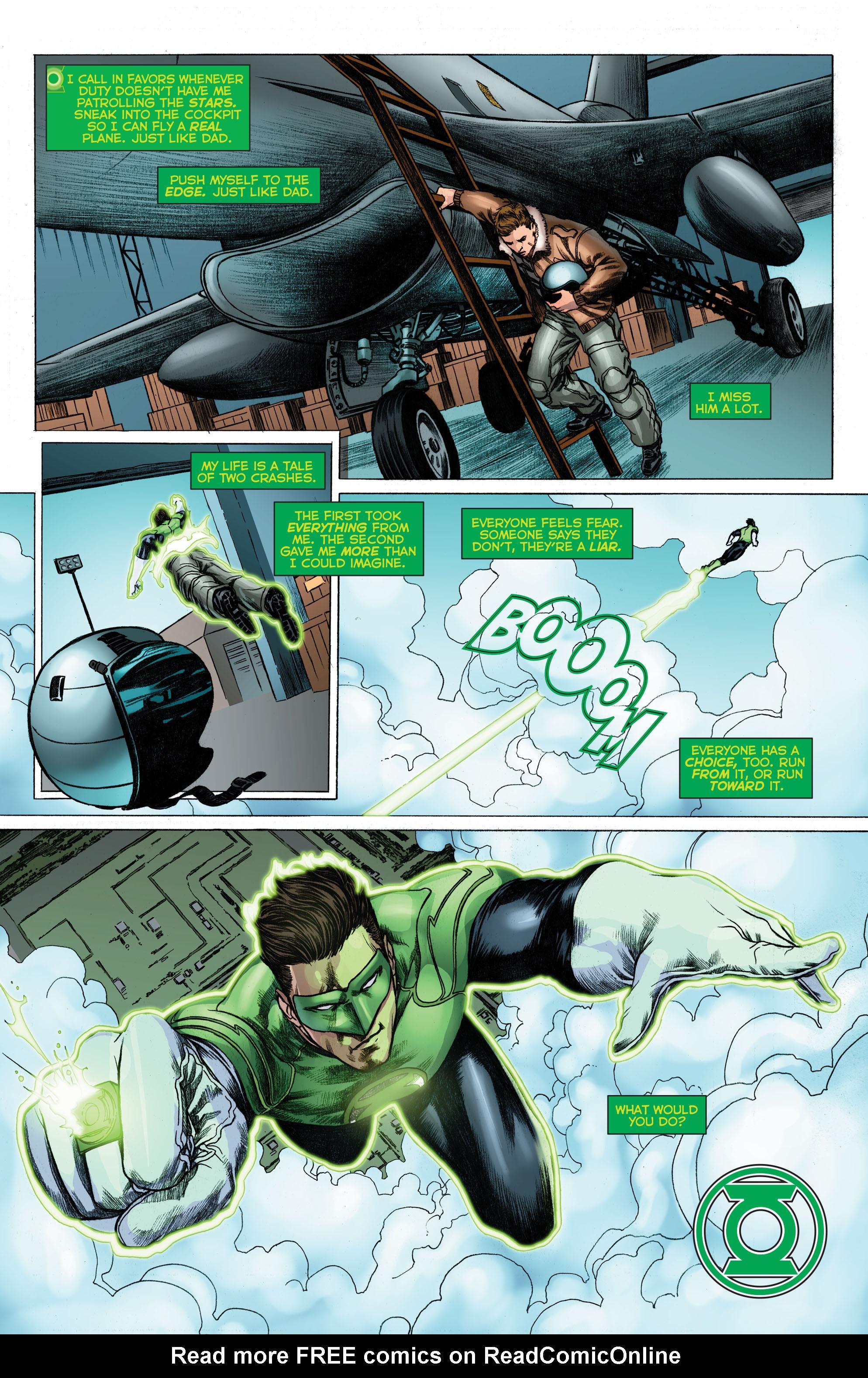 Read online Secret Origins (2014) comic -  Issue #3 - 13