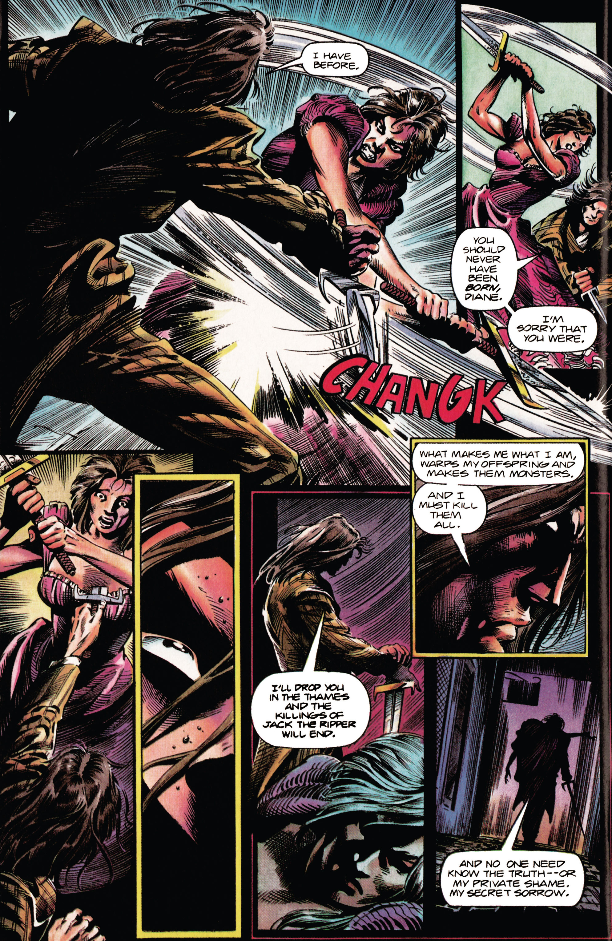 Read online Eternal Warrior (1992) comic -  Issue #35 - 5
