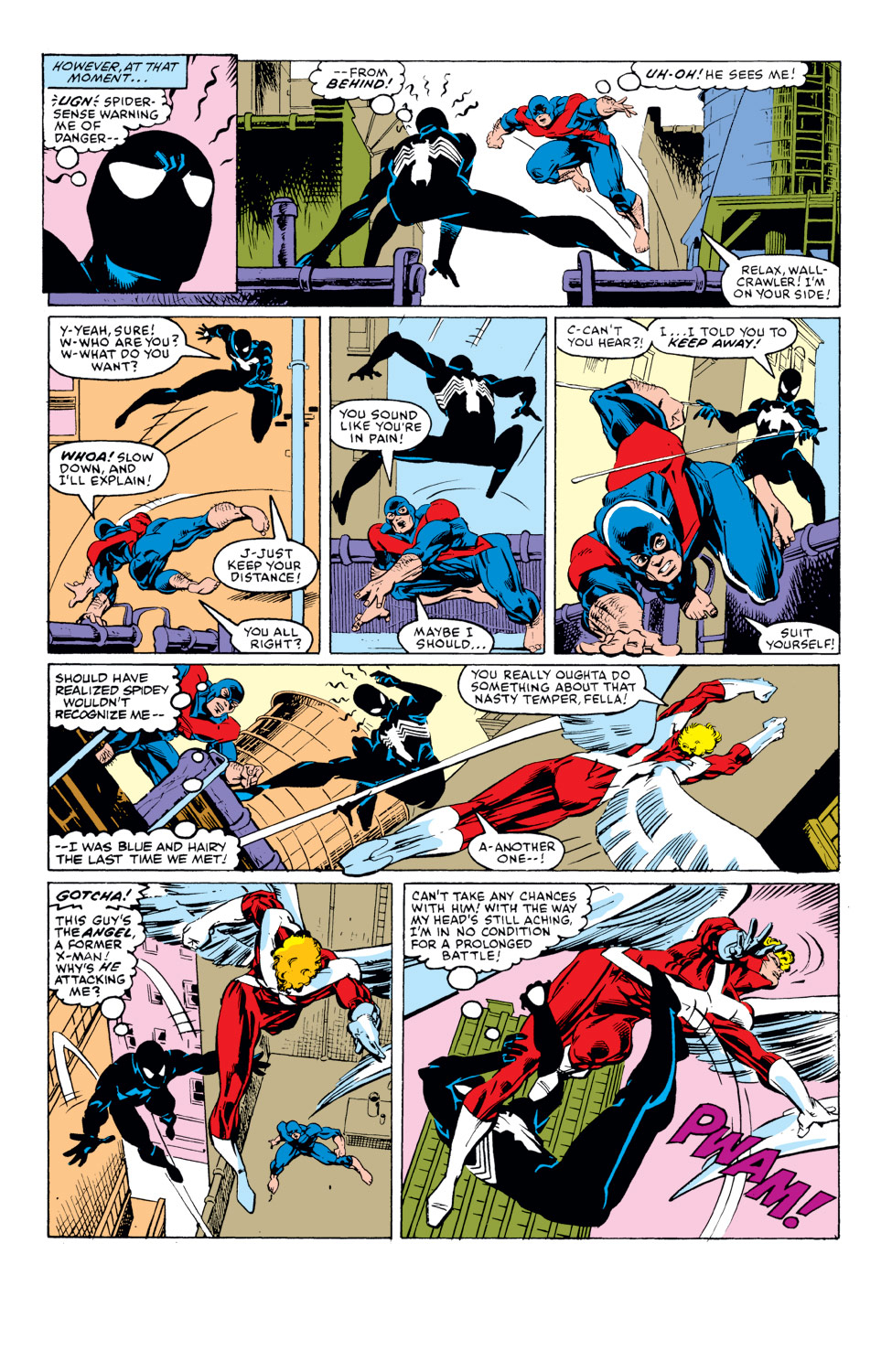 The Amazing Spider-Man (1963) 282 Page 14