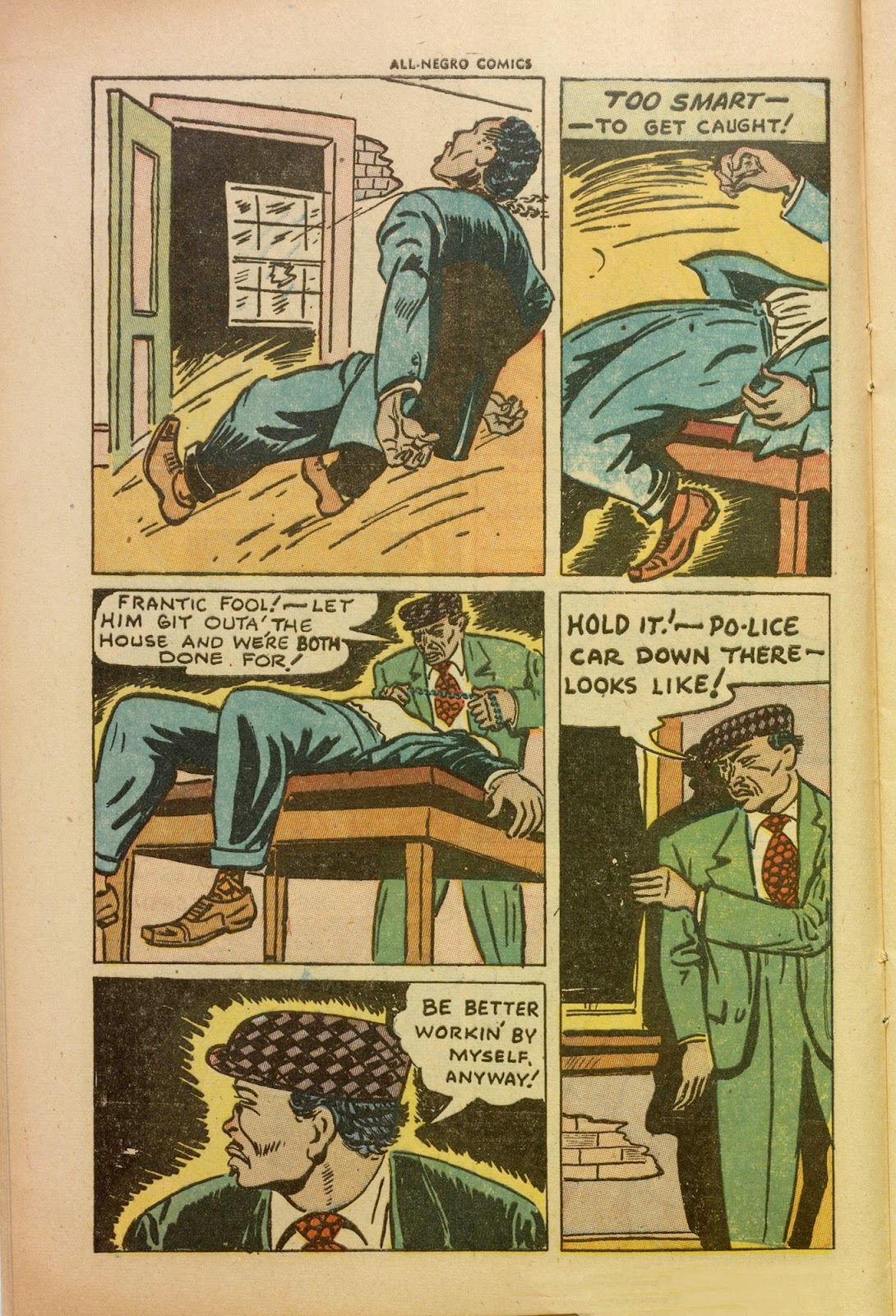 All-Negro Comics issue Full - Page 14