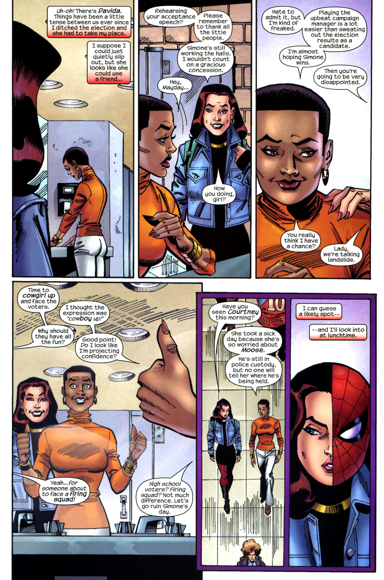 Read online Amazing Spider-Girl comic -  Issue #13 - 11