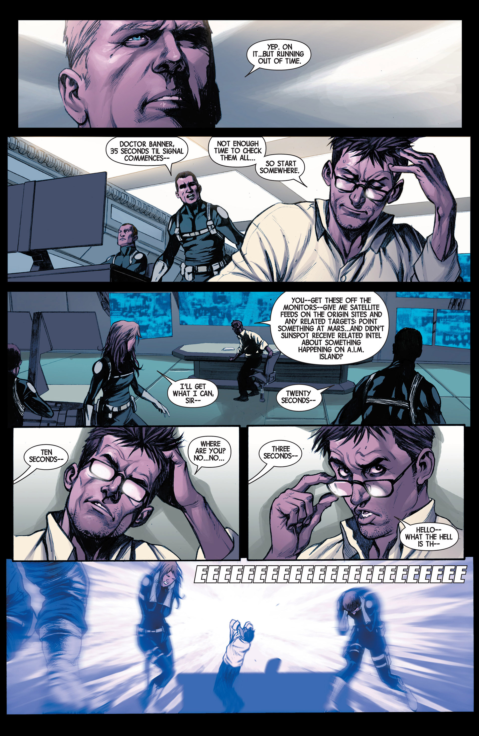 Read online Avengers (2013) comic -  Issue #14 - 17