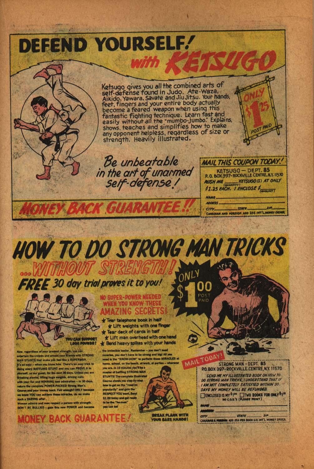 Read online Aquaman (1962) comic -  Issue #39 - 24