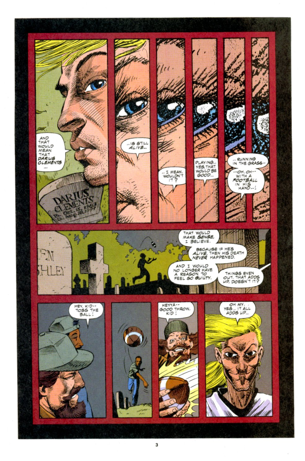The New Warriors Issue #53 #57 - English 4