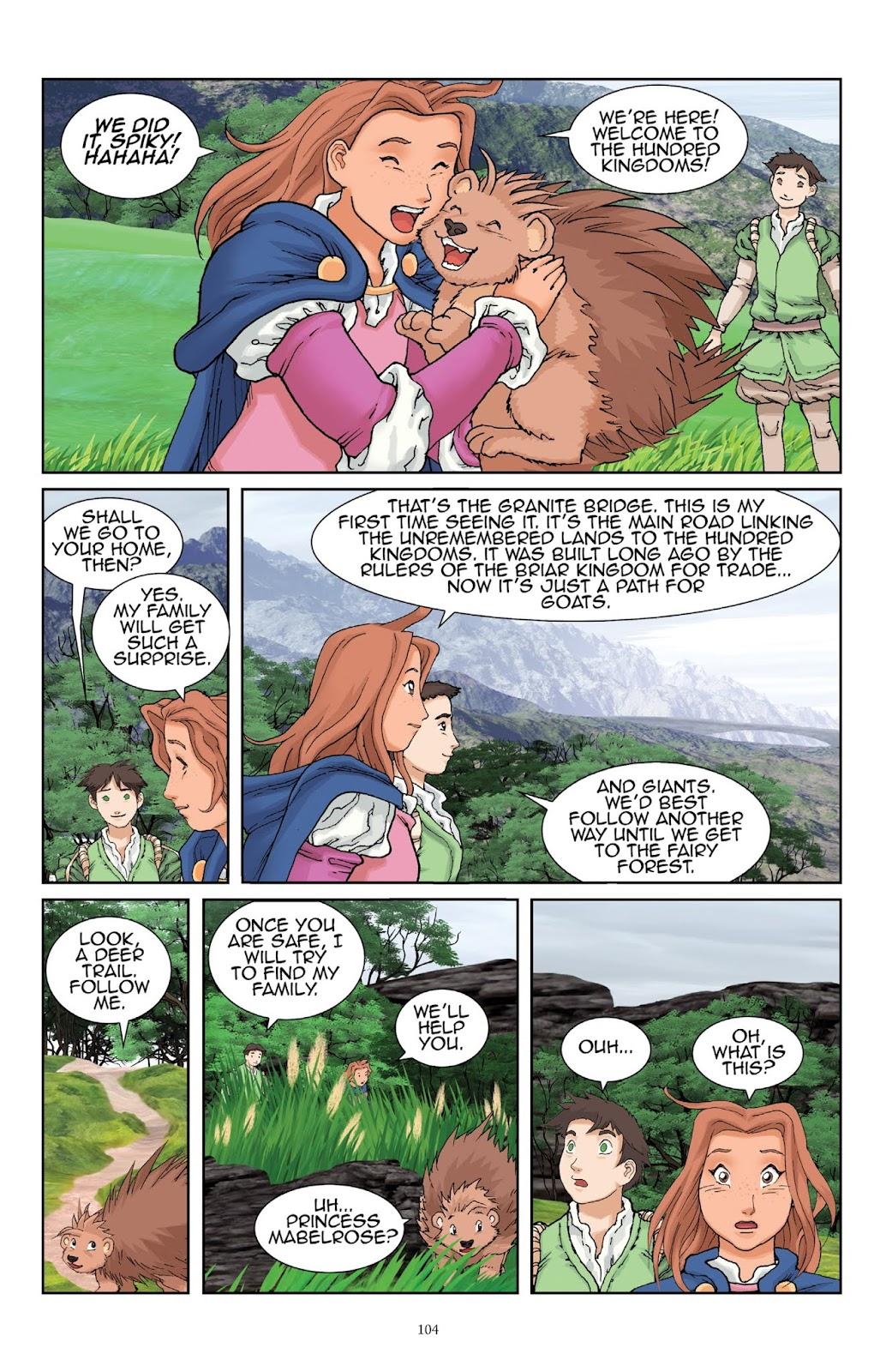 Courageous Princess TPB_2_(Part_2) Page 1