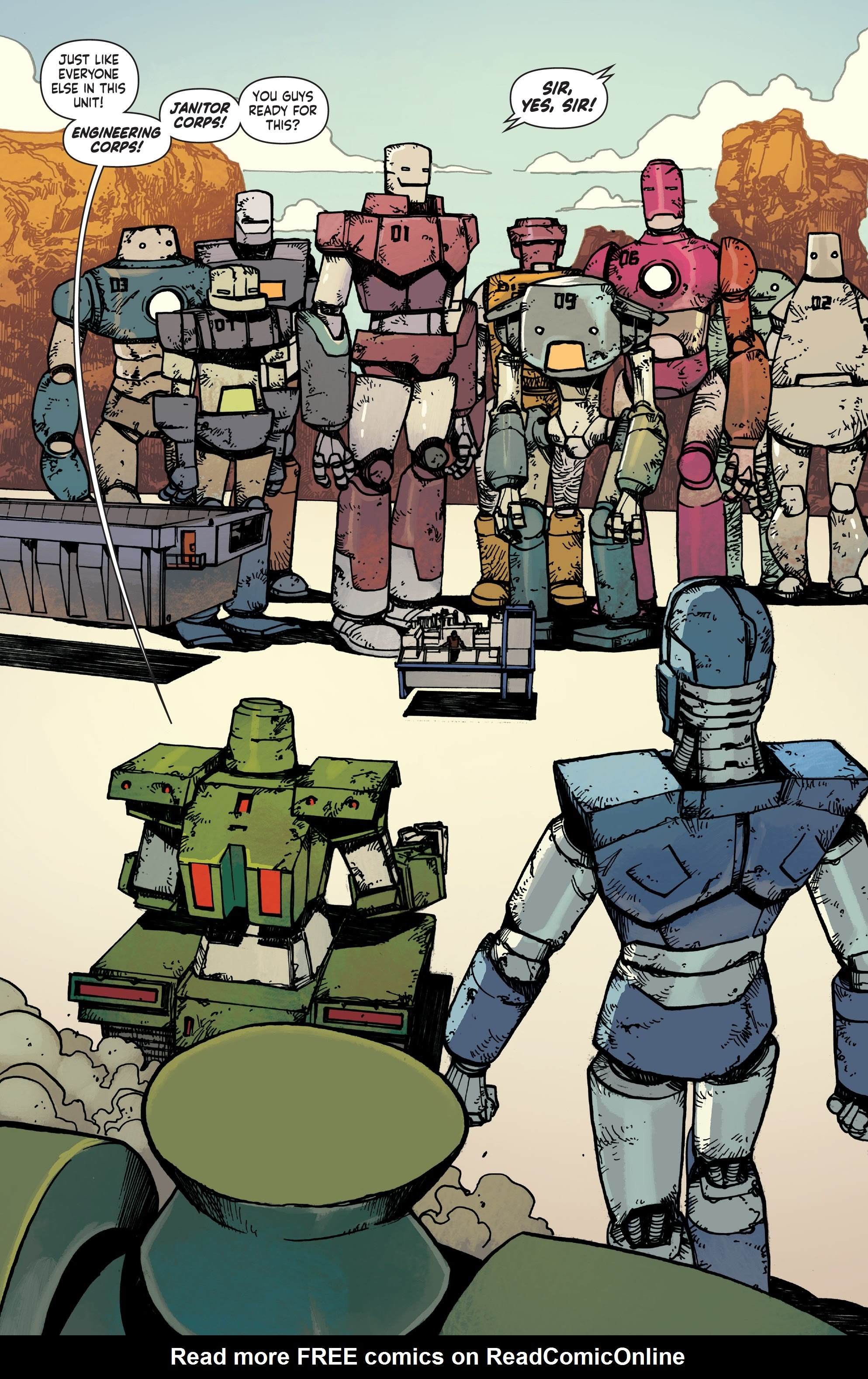 Mech Cadet Yu #_TPB_2 #15 - English 13