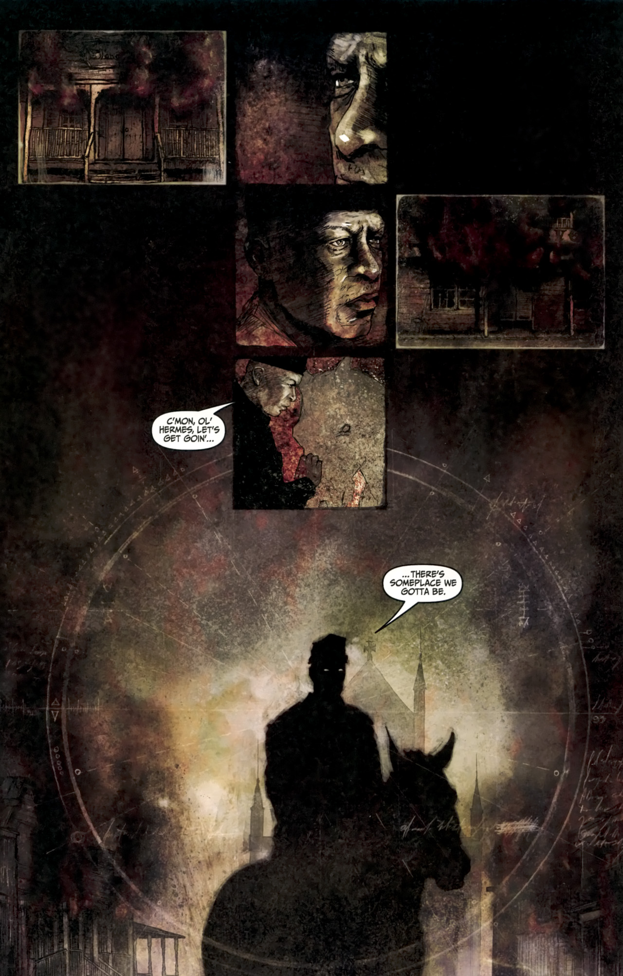 Read online Silent Hill: Past Life comic -  Issue #4 - 16
