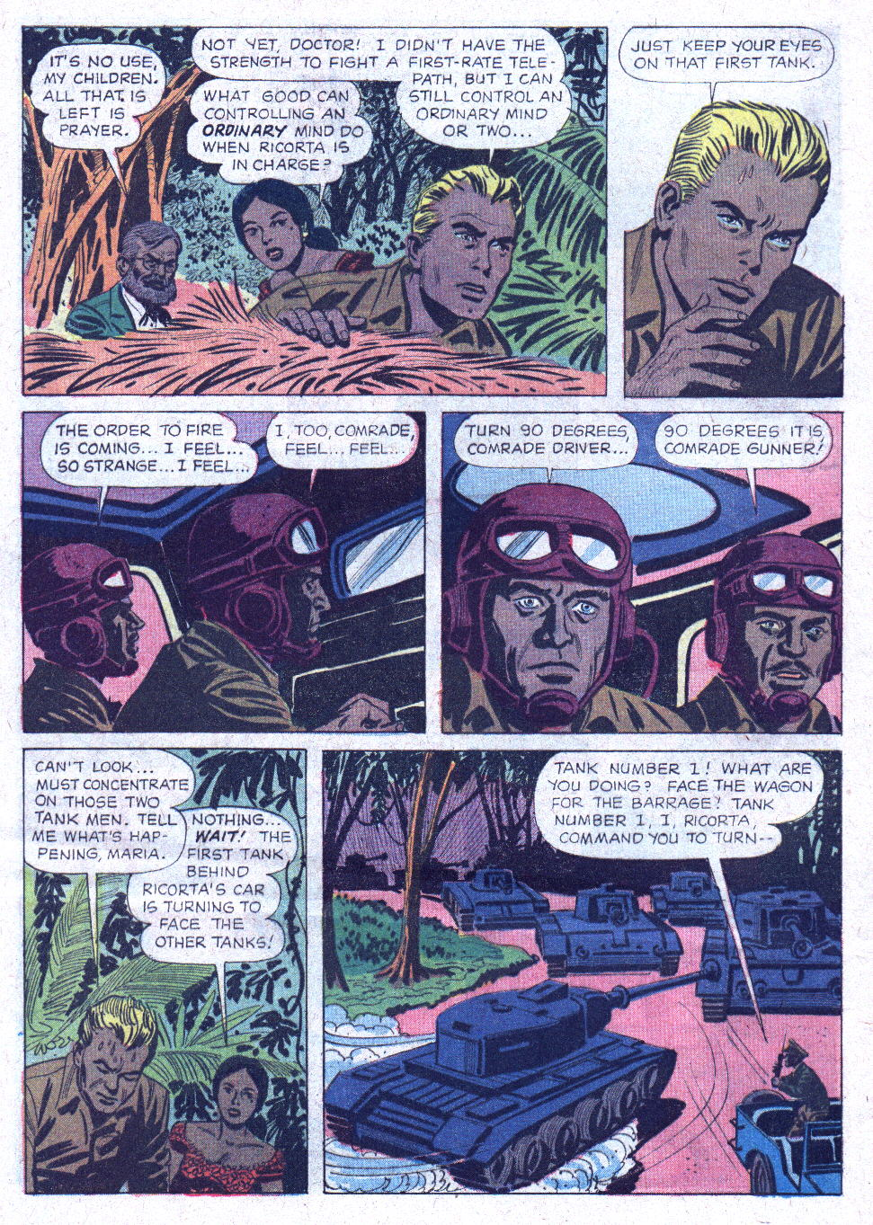 Four Color Comics issue 1330 - Page 32